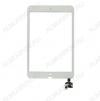 ТачСкрин для Apple iPad mini/mini 2 (без разъема) белый (Распродажа)