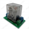 Радиоконструктор Реле силовое MP220R (4000Вт 20А) (Распродажа) Модуль силового реле для управления нагрузкой до 4 кВт (20А)
