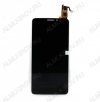 Дисплей для Alcatel OT-6012D/OT-6012X (Idol Mini) + тачскрин черный