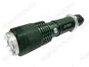 Фонарь металлический SL-TS20 светодиодный 1LED CREE; ZOOM; питание от акк. Li-ion18650. Зарядное устройство от сети 220В и от прикуривателя 12DCV