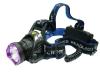 Фонарь налобный SL-21 светодиодный 1LED CREE T6; питание от акку. 2xLi-ion18650(в комплекте демонстрационные), зарадное устройство от сети 220В и прикуривателя 12DCV