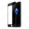 Защитное стекло Apple iPhone 6 Plus, 6D, черное