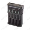 Зарядное устройство MASTERCHARGER 850 для 1-4шт NiCd,NiMh(R3/R6/R14) и Li-ion, LiFePO4 аккумуляторов размера 18650, 26650, 14500, 1850, 17670, 17500, 16650, 16340 автоматическая обработка,