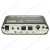 Аудиоконвертер SPDIF+COAXIAL+3.5STEREO TO AUDIO 5.1, 2.1, 2.0 CA32DAR Вход SPDIF, RCA Coaxial, 3.5Stereo; выход 6xRCA Audio 5.1/2.1/2.0; питание DC 9V/1A