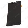 Дисплей Lenovo P780 + тачскрин черный