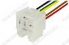 Колодка реле 503СБ5 с проводами блока предохранителя Авар для а/м ВАЗ 2110-2112, Калина, Приора