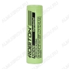 Аккумулятор 18650 NCR18650 (PAN3400) 3.6V, 3400mAh LiIo; 18.5*65.5мм; без защиты                                                                                              (цена за 1 аккумулятор)