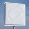 Антенна стационарнaя AGATA MIMO2x2 для 3G/4G USB-модема 2G/3G/4G/LTE/WIFI; 1700-2700 MHz; 17dB; без кабеля; 2 разъема N-гнезда