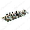 Радиоконструктор Темброблок стерео BM2111 (на LM1036) Для регулировки тембра и громкости в составе радиолюбительского (Усилитель низкой частоты) (набор NM2012), так и для самостоятельного конструирования.