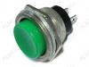 Кнопка PBS-26B OFF-(ON) (RWD-306) (зеленая без фикс. на замыкание)