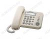 Телефон Panasonic KX-TS2352RU-J бежевый