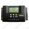 Контроллер заряда CM3024Z 30А (12/24В) LCD Максимальная мощность подключаемых солнечных батарей для 12В АКБ - 390Вт. 24В АКБ - 780Вт
