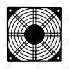 Решетка для вентилятора 120*120 KPG-120 пластик