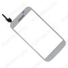 ТачСкрин для Samsung i8552 Galaxy Win Duos белый ориг.