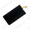 Дисплей HTC Desire 300/ 301e тачскрин черный