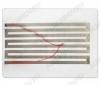 Обогреватель зеркала большегрузного автомобиля 12В 12В; 2,5А; время разогрева 20с; размеры 28*14см