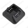 Зарядное устройство для Baofeng UV-5R(база) без блока питания для радиостанций Baofeng UV-5R/5RА /5RE и совместимых моделей.