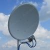 Облучатель для офсетной антенны UMO MIMO2x2 для 4G USB-модема 3G/4G/LTE; 1920-2680MHz; 20-29dB; без кабеля; 2 разъема N-гнезда