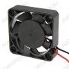Вентилятор 12VDC 40*40*10mm RQD4010MS 0.08A; 6000 об; 22dB; Sleeve