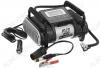 Автокомпрессор KE-350EL 12V,15A; давление 10атм; шнур 3.0м; производительность 35л/мин; унив.штекер+дополнит.насадки; время непр. раб-15мин.