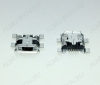 Разъем (3892) MICRO USB 5pin гнездо на плату (PU07)