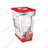 Лампа светодиодная 220В/  5Вт/ E14/ 4500К (дневной белый) (L206)/ 350lm (Eco_LED5wGL45E1445);