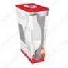 Лампа светодиодная 220В/  5,0Вт/ E27/ 3000К (теплый белый) (L212)/ 340lm (Eco_LED5wCWE2730);