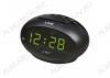 Часы электронные сетевые VST711-2 Часы с будильником; функция повтора сигнала; цифровой светодиодный дисплей; материал корпуса-пластик; цвет индикации зеленый.