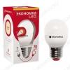 Лампа светодиодная 220В/  7,0Вт/ E27/ 3000К (теплый белый) (L237)/ 540lm (Eco_LED7wGL45E2730);