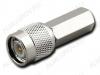 Разъем (295) TNC-U58P Штекер на кабель RG-58 накрутка