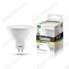 Лампа светодиодная 220В/  5Вт/ GU5.3/ 3000К (теплый белый) (L255)/ 370Lm (LED5-S108/830/GU5.3);