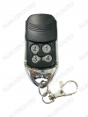 ПДУ УНИВЕРСАЛ AV-026 для ворот и шлагбаумов, динамический код DOORHAN (4 кнопки, метал.)