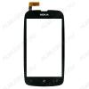 ТачСкрин для Nokia 610 черный