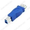 Переходник (5093) USB A гнездо/USB B штекер USB3.0