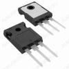 Транзистор STGW40V60DF MOS-N-IGBT+Di;600V,40A,283W