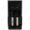 Зарядное устройство ZU-1015 для 1-2шт аккумуляторов. 1.2 V для аккумуляторов АА/ААА, 3.7 V для аккумуляторов 18650/17650/16340/14500/10500. Питание от USB, шнур в компл.