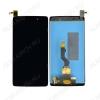 Дисплей для Alcatel OT-6039Y/ OT-6039K Idol + тачскрин черный
