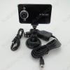 Видеорегистратор автомобильный CAR CAMERA K6000 Full HD microSD - карта 4-32Gb; Li-ion аккумулятор; дисплей 2.4