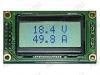 Радиоконструктор SVAL0013PN-100V-E50A цифровой вольтметр + амперметр постоянного тока Диапазон измеряемых напряжений 0...+99.9В,токов -50,0A..+50,0А.Напряжение питания (фильтрованное) +6В..35В,Габаритные размеры 58*32*24мм.
