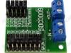 Радиоконструктор Контроллер разряда АКБ 4...30В 15А SDC0009 (программируемый) Защищает аккумулятор от переразряда.Диапазон рабочих напряжений 4..30В; Программируемое напряжение включения 4..25,5В,(Нагрузка 15A)