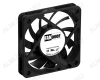 Вентилятор 12VDC 60*60*10mm FD6010S12M 0.05A; 3000 об; 26dB; Sleeve