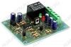 Радиоконструктор Блок защиты АС моно RS217 задержку подключения АС при старте усилителя, а так же моментальное отключение АС в случае поломки УМЗЧ (постоянне напряжения любой полярности).