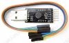 Радиоконструктор RC012 Переходник USB в COM-порт TTL/CMOS (RS232) (CP2102-v2.0)