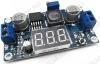 Радиоконструктор RP012 Понижающий DC/DC преобразователь 4...40В в 1,25:35В(2,0А) Частота преобразования 150 кГц ; Встроенный вольтметр;
