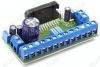Радиоконструктор Усилитель 4х25Вт RS215CM Четырёхканальный усилитель мощности, от однополярного источника питания.Для использования в автомобиле, или в любительском аудиокомплексе.
