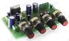 Радиоконструктор Усилитель 2х15Вт RS162M (на TDA7377 или мост 1х30Вт) Компактный стерео усилитель с сабвуфером на одной плате с питанием от двенадцативольтового источника питания