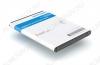 АКБ для Samsung N7100 Galaxy Note II/ N7105 Galaxy Note II LTE EB595675LU