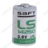 Элемент питания LS14250 Li 3.6V, 1250mA/h                                                                                                               (цена за 1 эл. питания)