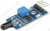 Радиоконструктор Датчик огня RA006 (на огонь или свет длиной волны 760...1100 нм) (Распродажа) Датчик реагирует на огонь или свет длиной волны 760...1100 нм, имеет угол обзора 60 град., питается напряжением 3,3...5 В.