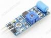 Радиоконструктор Датчик удара SW-420 RA030 (Распродажа) Обнаруживает вибрации выше определённого порога.который может быть отрегулирован .Цифровой выход;  Напряжение питания: DC 3,3...5 В